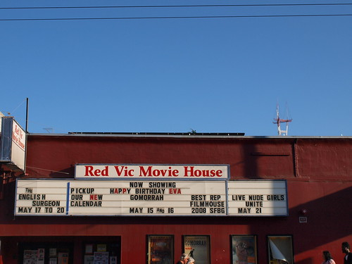 Red Vic Movie House - The Haight | by copelaes