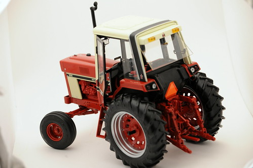 1086 Ih Blac And White : International harvestor ih tractor cab