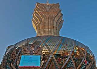 Grand Lisboa Macau | by whc7294