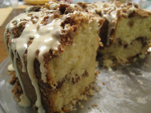 Sour Cream Coffee Cake | by kimberlykv