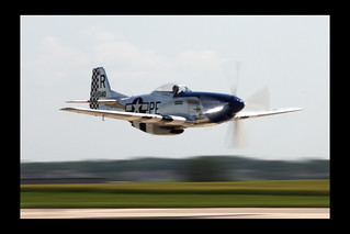 P-51 Excalibur - Low Pass - High Speed | by Kris Klop