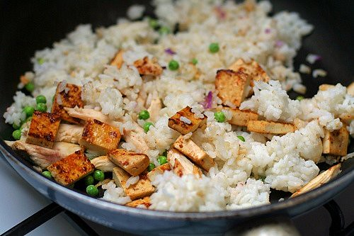 fried rice | by David Lebovitz