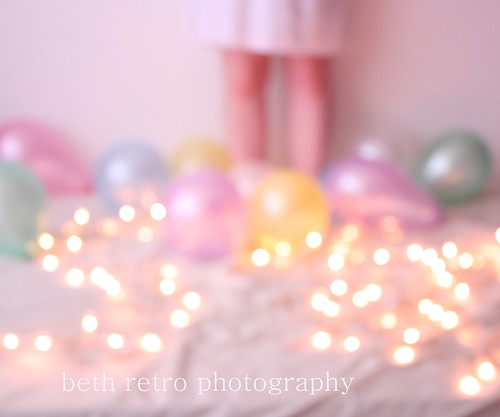 party light | by beth retro