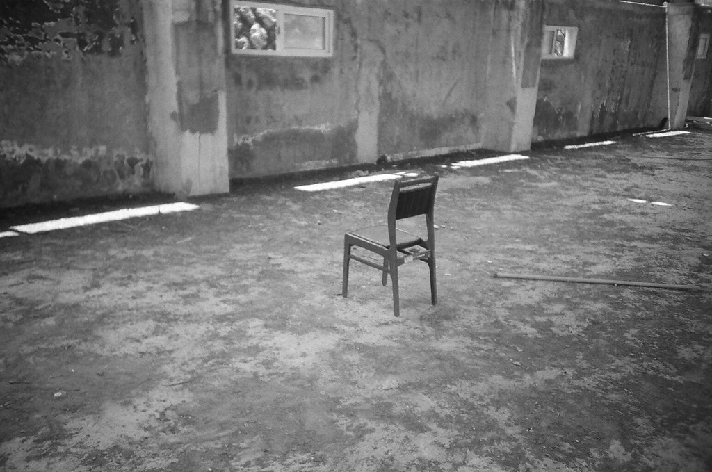 Chair In The Empty Room