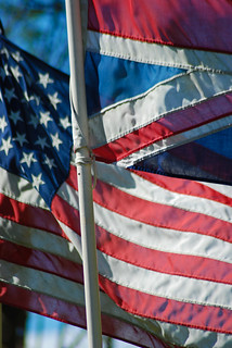 American and British Flags | by Chris Turner Photography