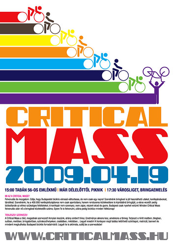 Critical Mass | 2009-04-19 | by ◤ Extraverage