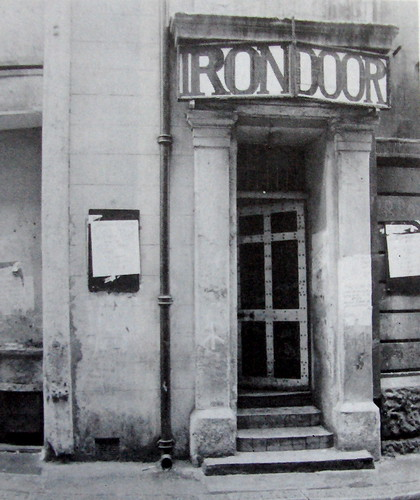 Iron door club 13 temple street liverpool nobody on for Door 4 royal albert hall