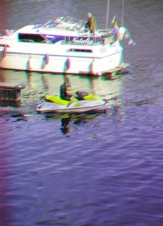 Bateau Moselle Thionville 3D relief | by www.guyk.fr