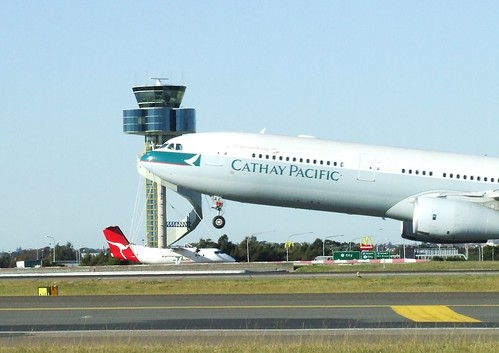 Cathay Pacific | by Simon_sees
