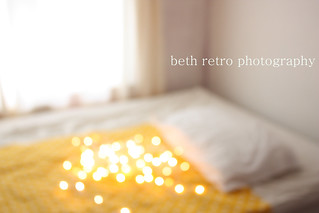 bed of light | by beth retro