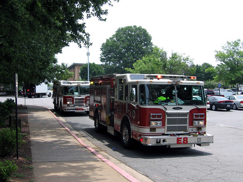 Cobb County Fire Station Tour