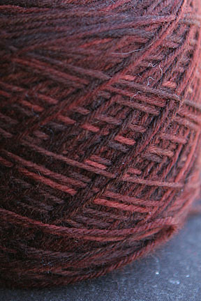 Mahogany Sock Yarn | by panopticon
