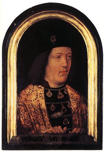 who was king henry viii father