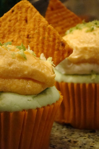 Momma Mambo! Lime Salsa Cupcakes | by Vegan Feast Catering