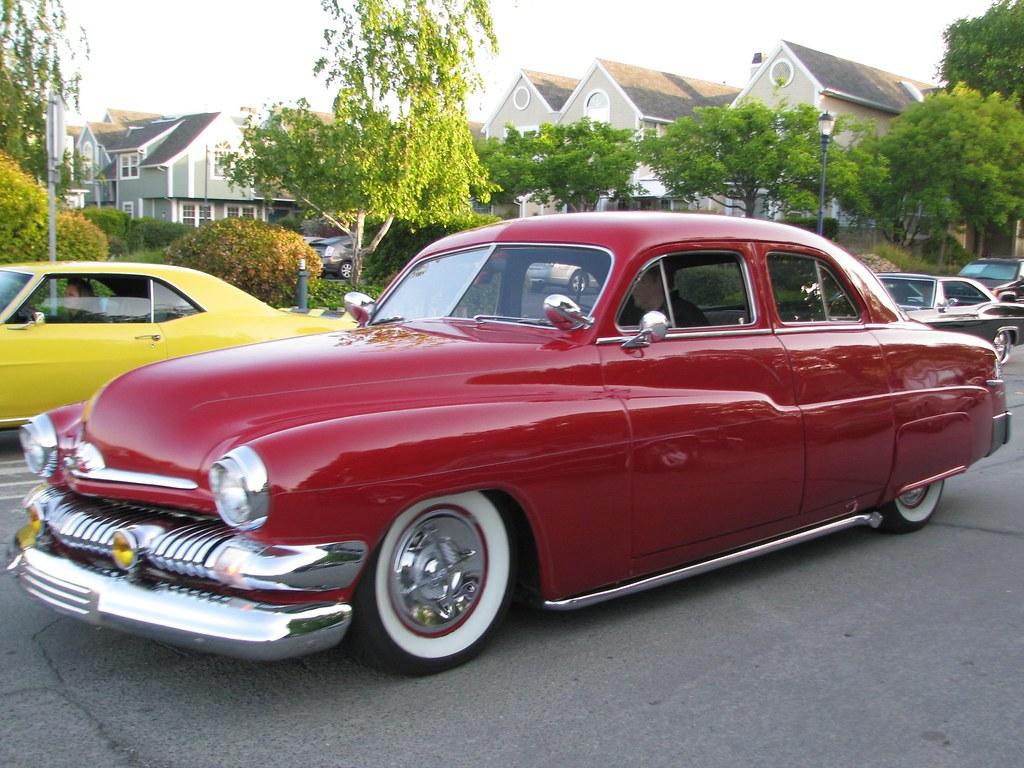 Image gallery 51 mercury 4 door for 1951 mercury 4 door sedan