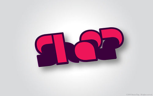 Sharp Typographic Logo Design | by simoncpage