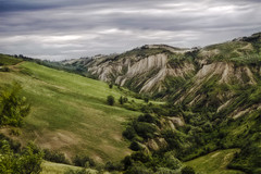 Badlands, landscape #1 | by fradip