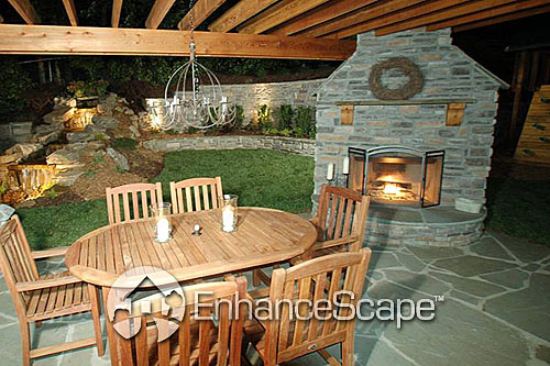 Outdoor Fire Pit Designs In Texas An Outdoor Grill Or Fire Flickr