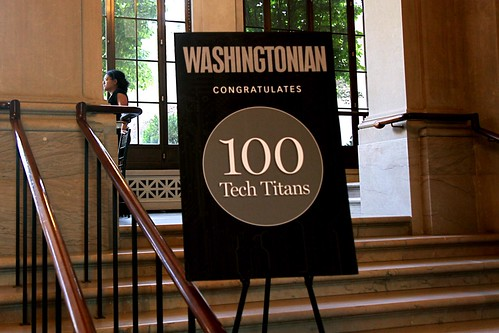 Washingtonian DC Tech Titans Party | by jenconsalvo