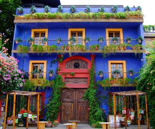 Casa en el barrio antiguo casa tipica del barrio antiguo for Casas en monterrey