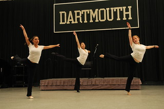 Dartmouth student dancers | by Arts at Dartmouth
