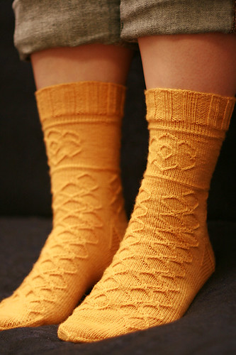 Miele socks 3 | by grumperina