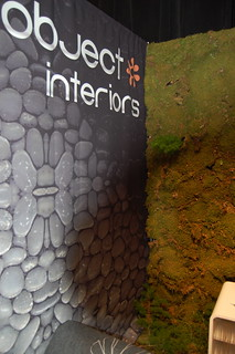 Object Interiors Brooklyn Designs Booth with Living Wall | by Inhabitat