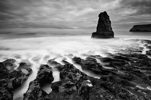 Davenport Sea Stack | by Jim Patterson Photography