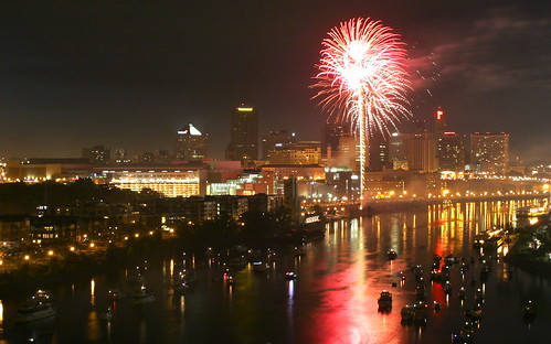 Independence Day Fireworks - St. Paul | by Nick Busse