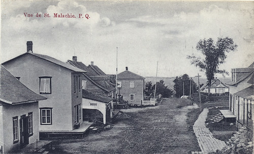 St. Malachie, QC, about 1910 | by Musée McCord Museum