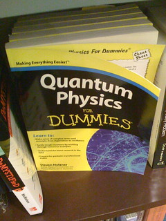 Quantum Physics for Dummies | by Shiny Things