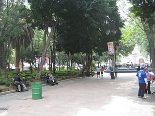 Plaza Hidalgo Coyoacan Mexico City Pokyway Flickr