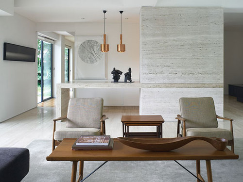 Elegant ... Mid Century Modern Interior   Albano Daminato | By Plastolux