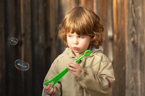 Blowing bubbles 5 | by photon tamer