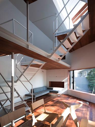 03 modern urban home design interior design staircase by home house design - Urban Home Design