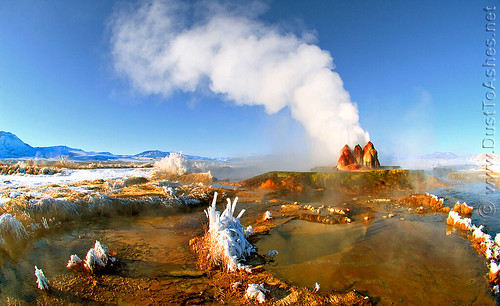 Fly Geysers Winter | by Dust To Ashes