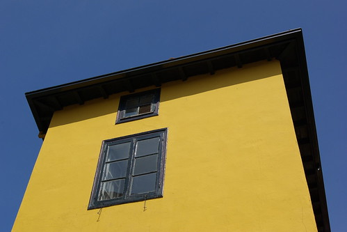 Yellow House - Picos de Europa | by The Hungry Cyclist