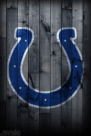 Indianapolis Colts I Phone Wallpaper