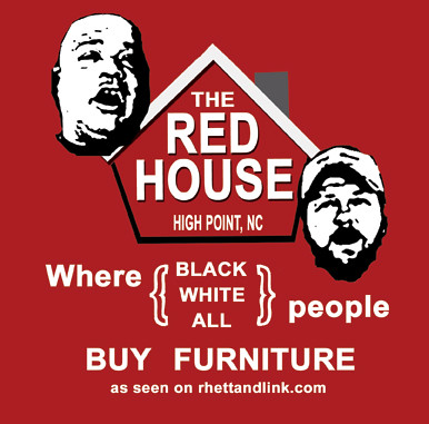 Wonderful ... Red House T Shirt Design | By Rhettandlink