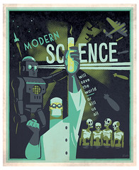 16x20 modern-science now for sale! | by Dr. Monster