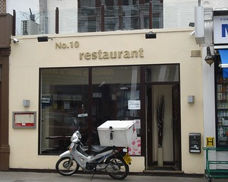 No 10 restaurant earl 39 s court london sw5 chinese for 14th avenue salon albany oregon