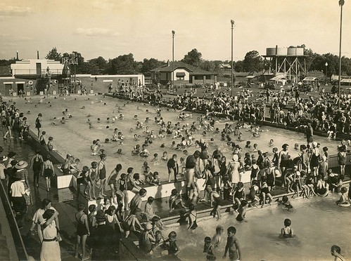 Dubbo swimming pool | by State Archives NSW