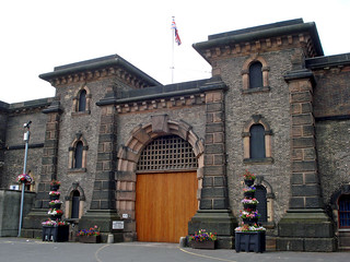 Wandsworth Prison | by diamond geezer