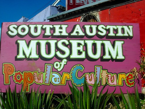 south austin museum of popular culture | by Venturist
