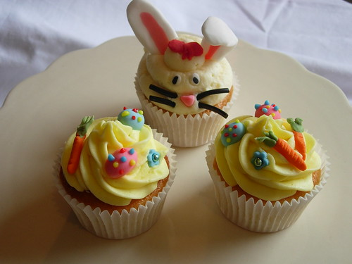 Easter Bunny Cupcakes | by Fantasy Cupcakes Rawtenstall
