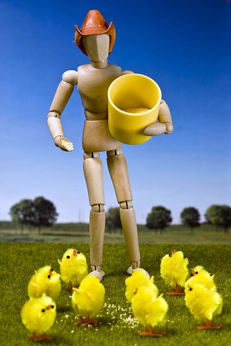 Peep farmer - Happy Easter!!! | by ANVRecife