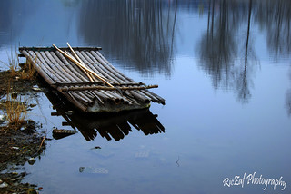 A Little Bamboo Boat | by RicZaf