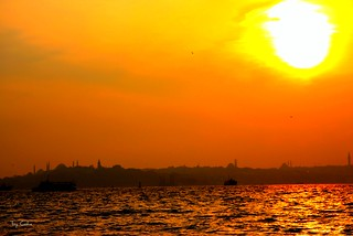 Istanbul Sunset | by Colin McLurg