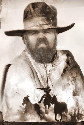 Outlaw scott knip photoshoped by ddrahmoeller cchenke flickr for Carola henke