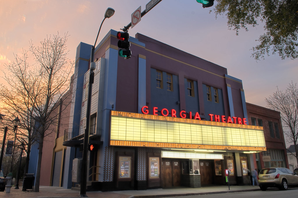 The Georgia Theatre, Athens